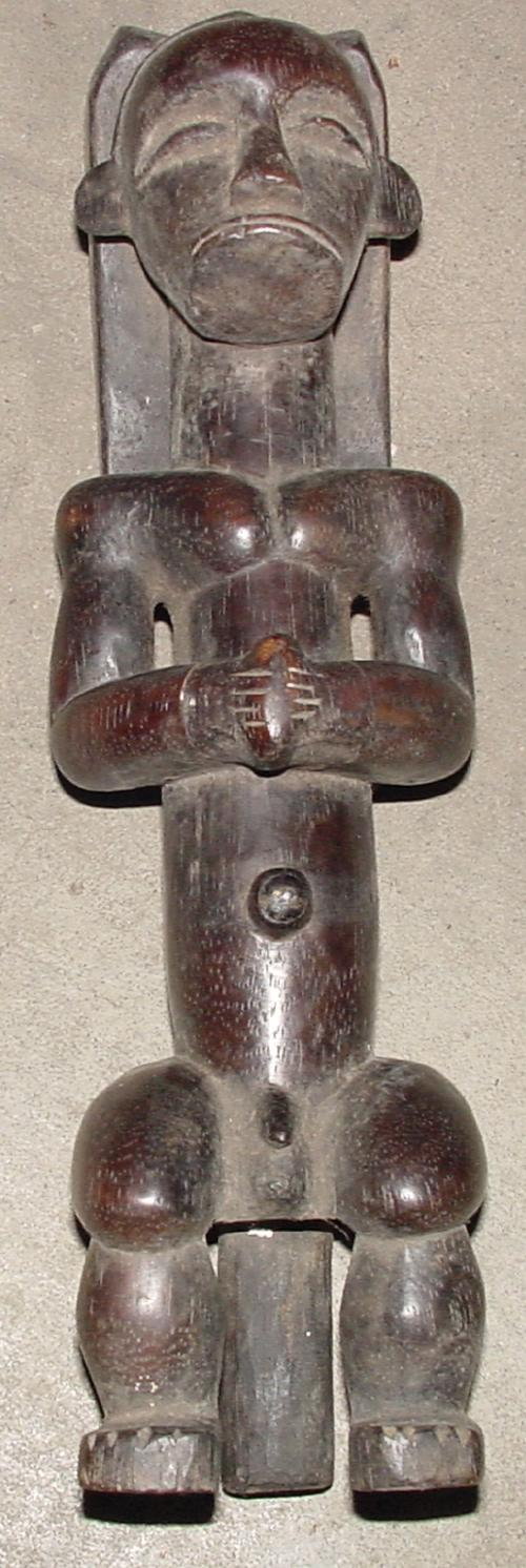 #361 - Fang Male Figure, Fang, Cameroon and Gabon.
