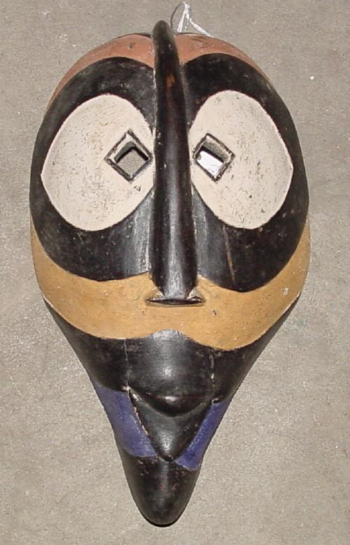 #422 - Mask, Cameroon.